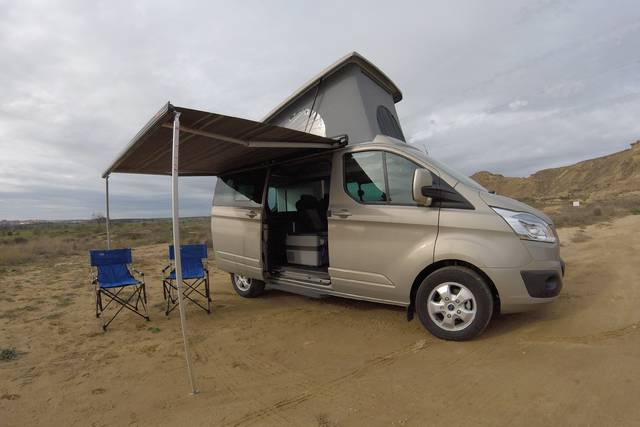 alquiler de furgonetas en Espera