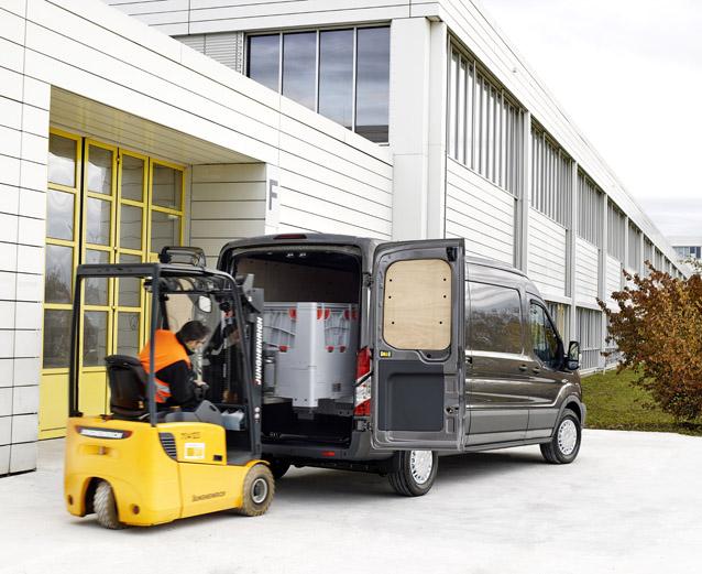 alquiler de furgonetas en Zeanuri
