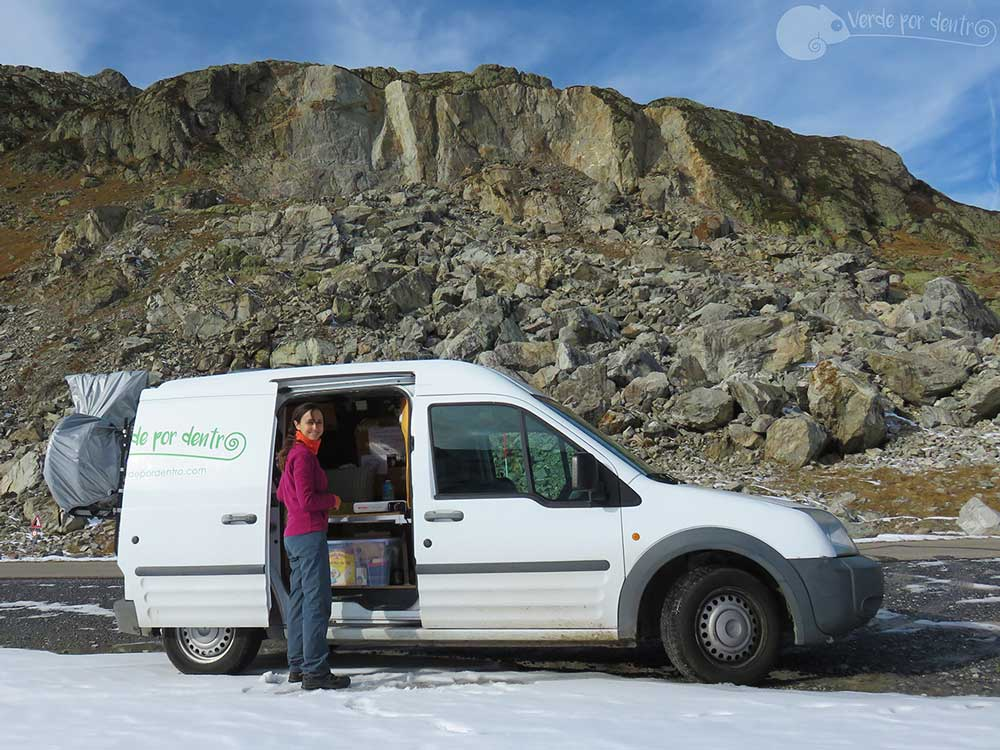 alquiler de furgonetas en Santander