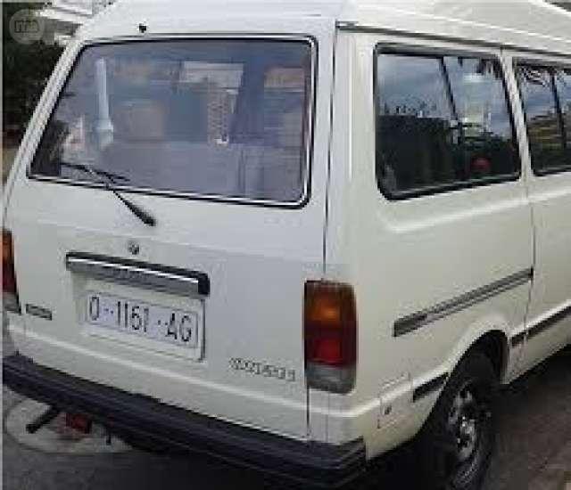 alquiler de furgonetas en Burujón