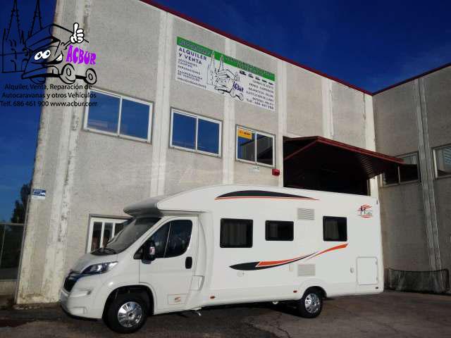 alquiler de furgonetas en Santa Cecilia