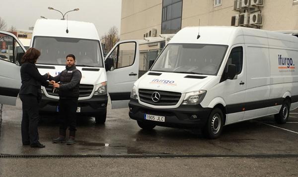 alquiler de furgonetas en A Capela