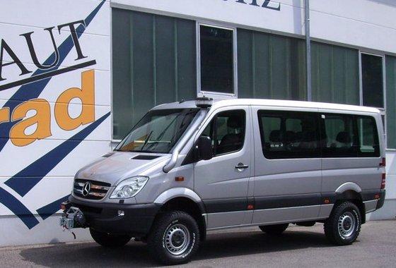 alquiler de furgonetas en Alcalá de Guadaíra