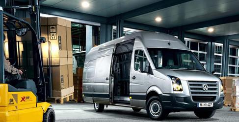 alquiler de furgonetas en Miera