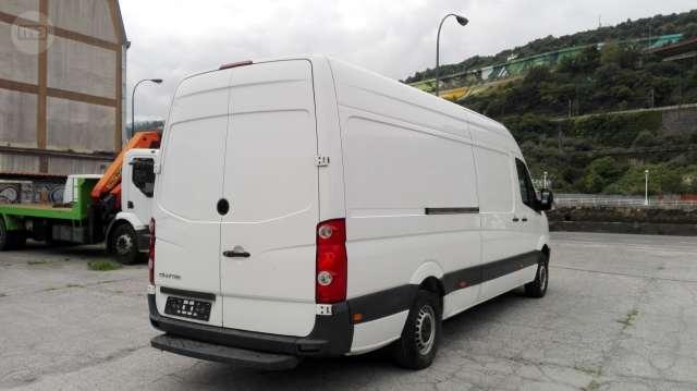 alquiler de furgonetas en la Vall d'Uixó