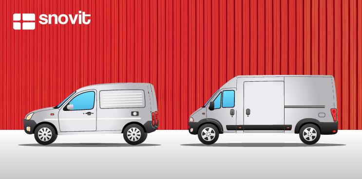 alquiler de furgonetas en Corullón